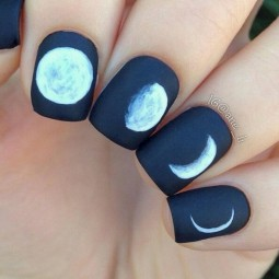 22 black nail designs that range from elegant to edgy 19.jpg