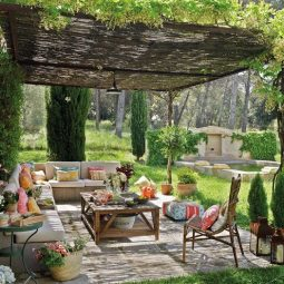 Amazing pergola patio decorations for your backyard.jpg
