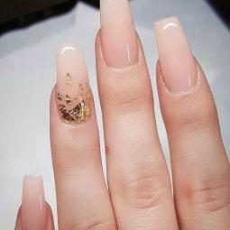 Baby pink nail polish @tonysnail.jpg