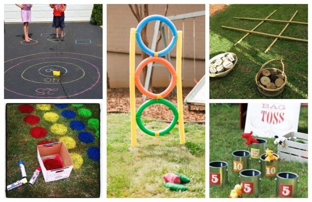 10 Sommerliche Ideen Kinderspiele Für Draussen Nettetippsde