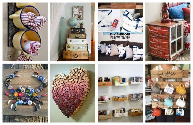Die Coolsten Recycling Diy Ideen Fur Eure Wohnung Nettetipps De