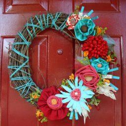 Creative summer wreath ideas for front door 11.jpg
