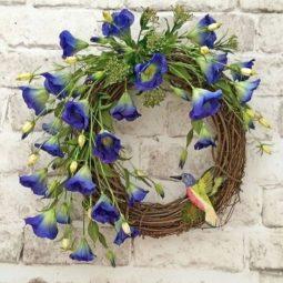 Creative summer wreath ideas for front door 15.jpg