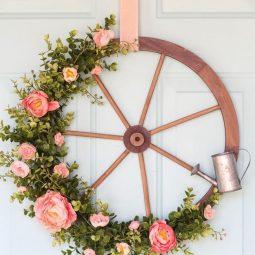 Creative summer wreath ideas for front door 18.jpg