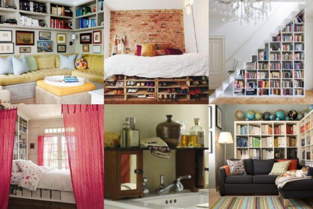 12 Platzsparende Ideen Für Kleine Wohnungen Nettetippsde