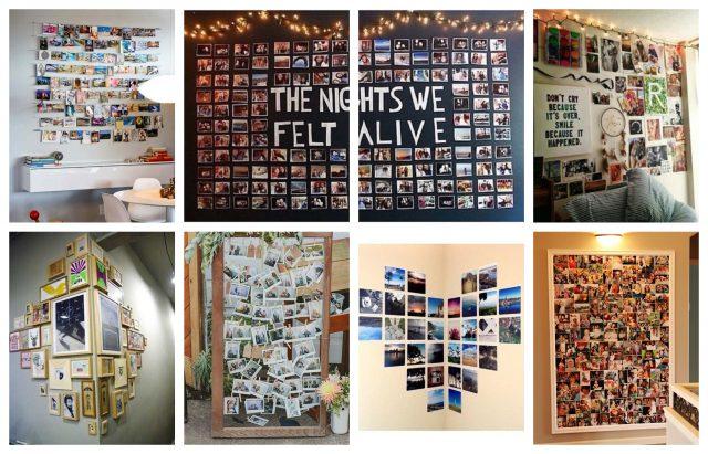 Bringt Eure Lieblingsfotos An Die Wand Kreative Ideen Fur Jede