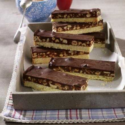 Shortbread kuchen mit snickers und karamell erdnusscreme f3640301id2ec504d5bleckerw440h440cgc.jpg