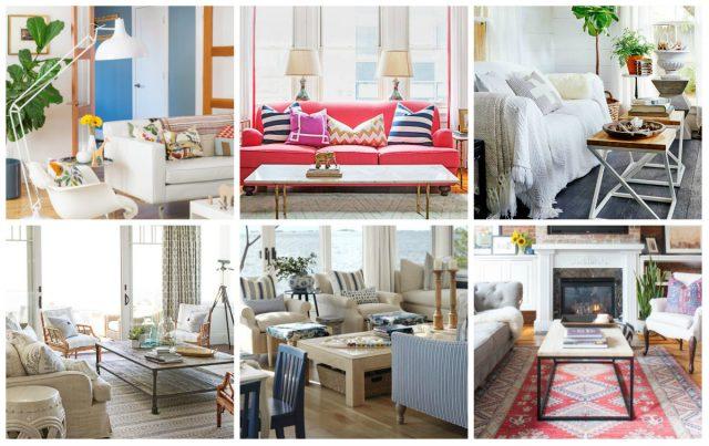 23 stilvolle Einrichtung-Ideen fürs Wohnzimmer - nettetipps.de
