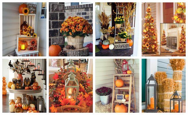 Wunderschöne DIY Dekoideen für den Herbst :) :) - nettetipps.de