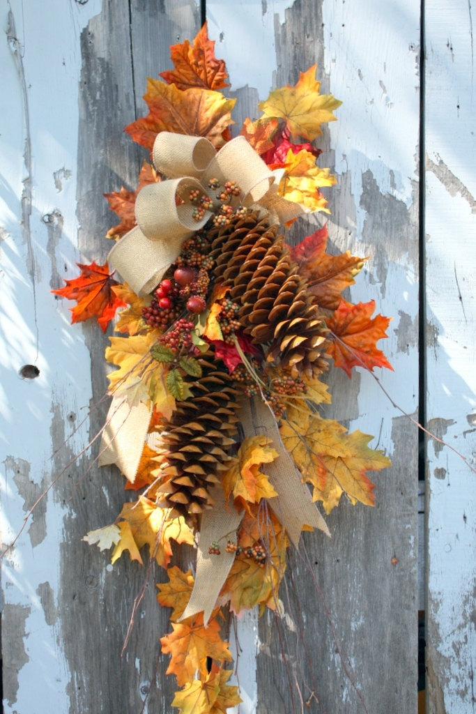 Creative pinecone fall decorations youll love 2.jpg