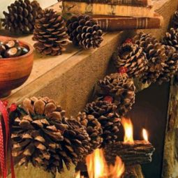 Creative pinecone fall decorations youll love 21.jpg