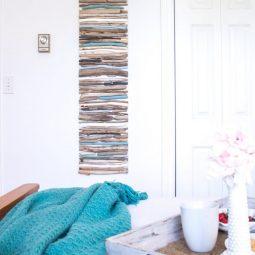 Diy coastal wall driftwood decor.jpg