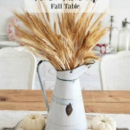 Welcoming fall table decorating ideas 02 1 kindesign.jpg
