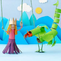 Dragon and also princess puppets.jpg
