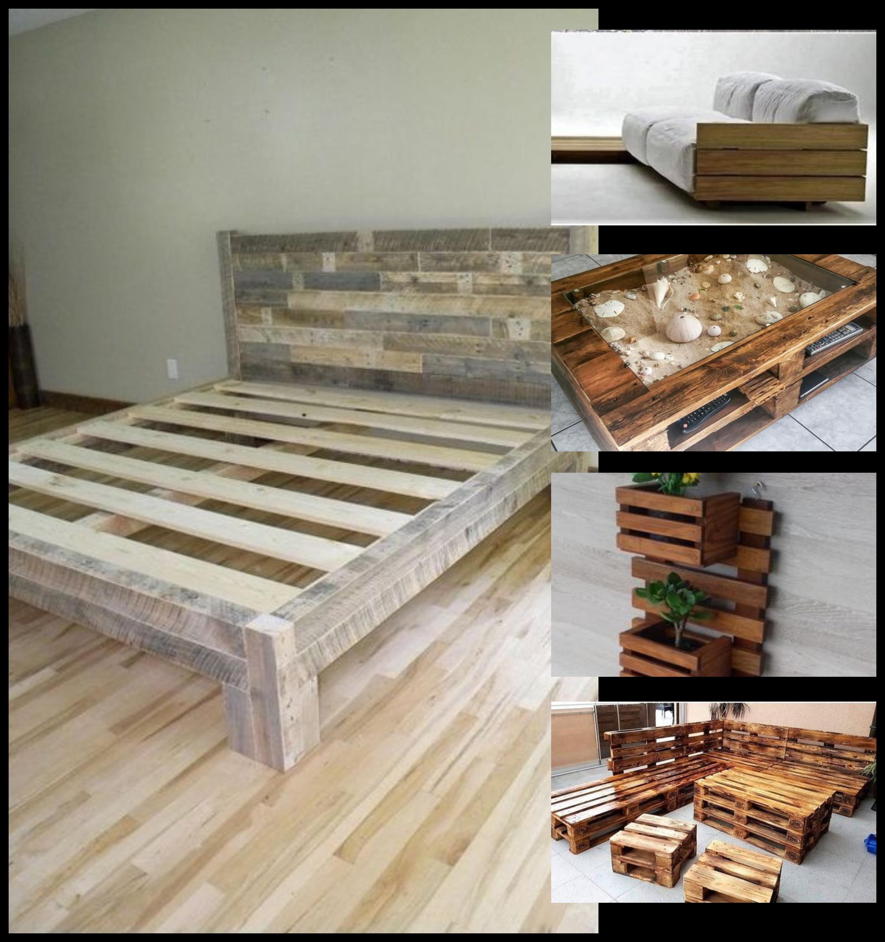 DIY Möbel Aus Paletten Für Euer Haus
