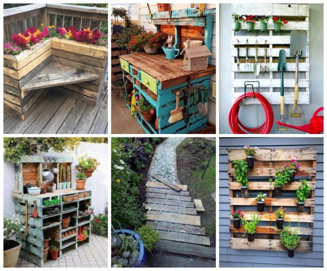 15 Coole Diy Paletten Ideen Fur Euren Garten Nettetipps De