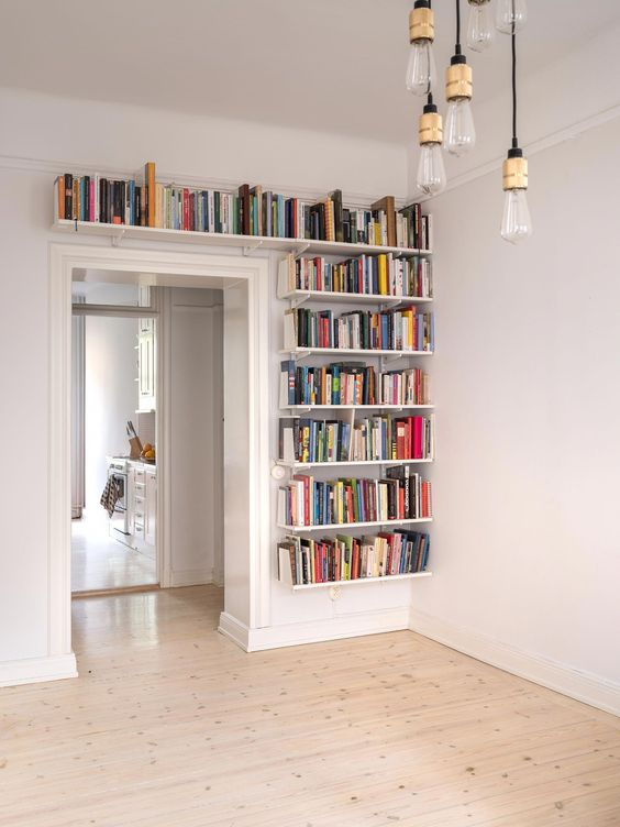 Mini-Bibliothek für Zuhause - kreative Ideen :) - nettetipps.de