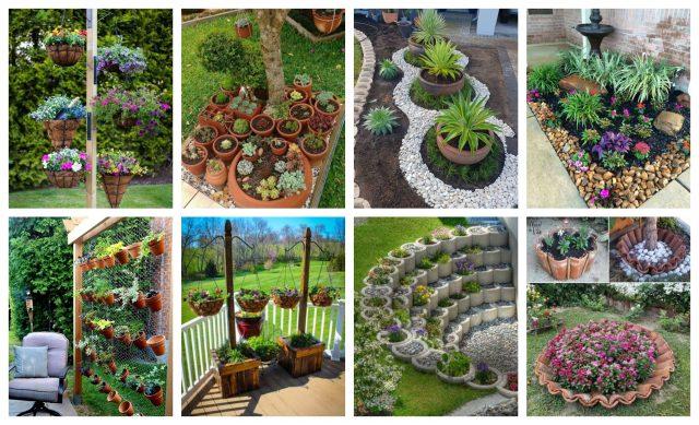 Blumen im Garten mal anders - originelle Ideen für ...