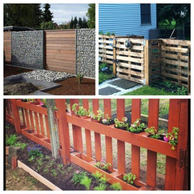 Gartenzaun Selber Bauen 10 Kreative Diy Ideen Nettetipps De