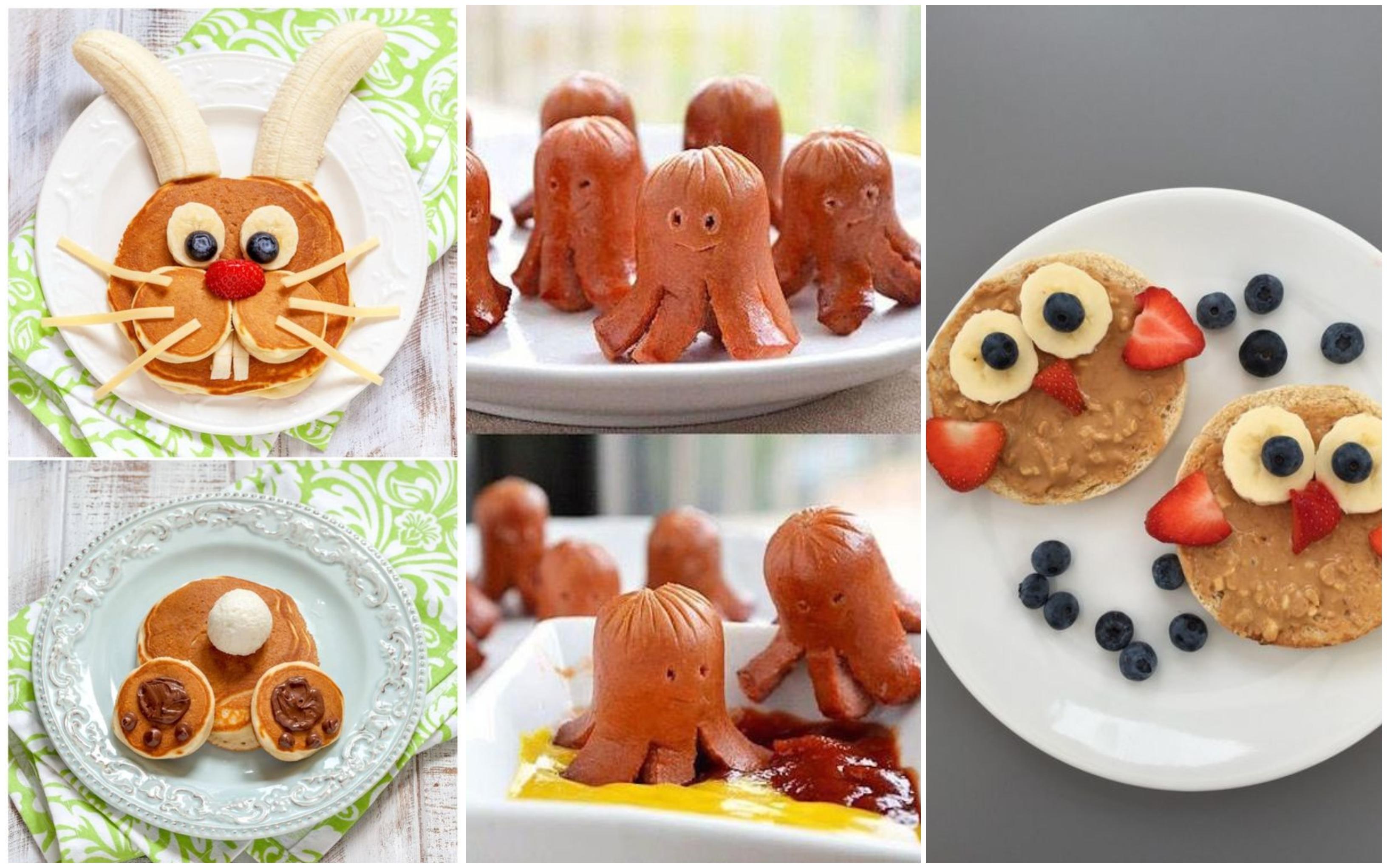 frühstück für kinder 10 kreative lustige essenideen