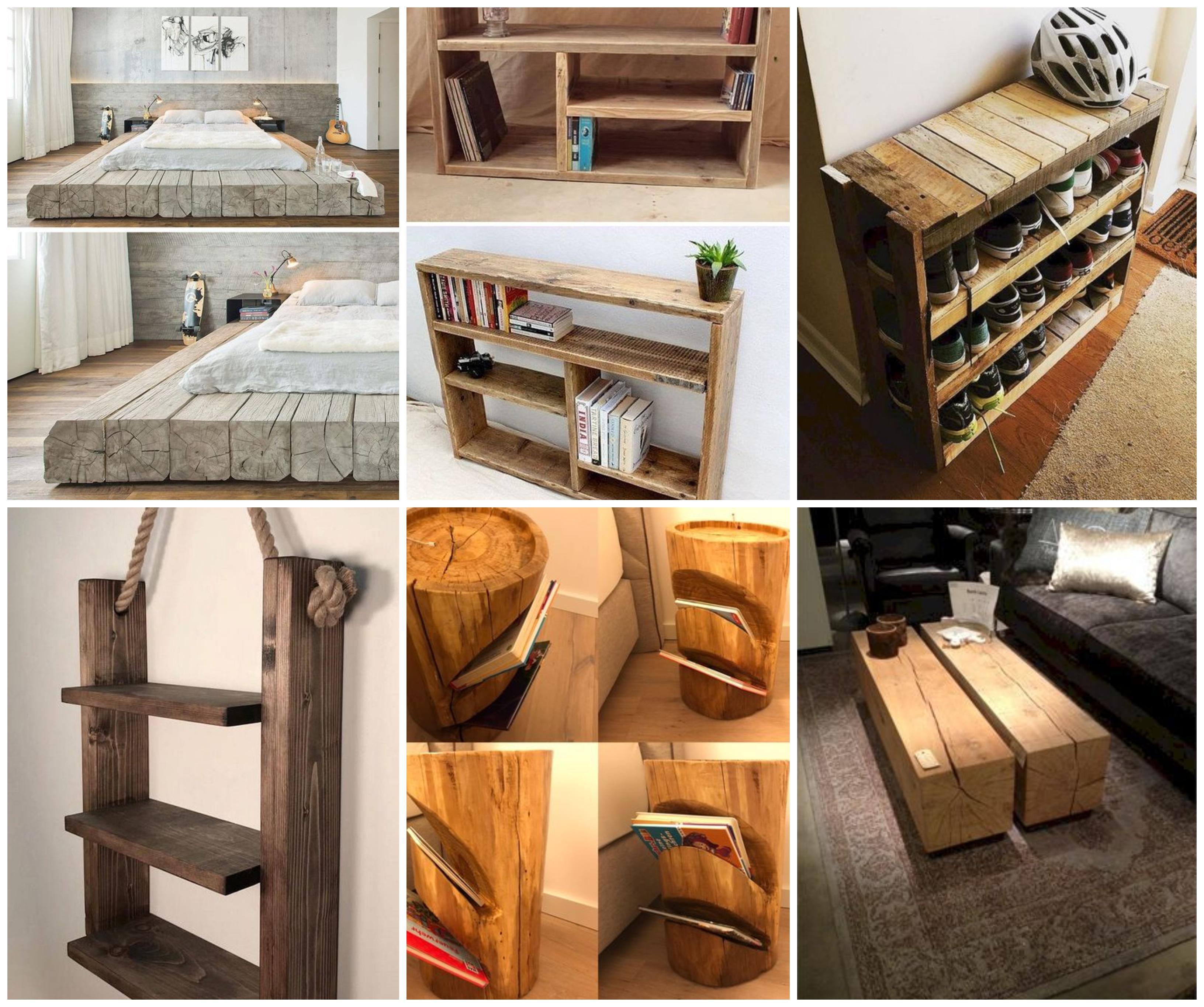 10+ Diy Holz-Möbel selber bauen :) - nettetipps.de