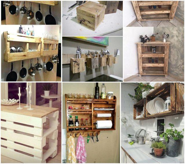 Ideen für Ihre Küche: Diy Möbel aus Paletten :) - nettetipps.de