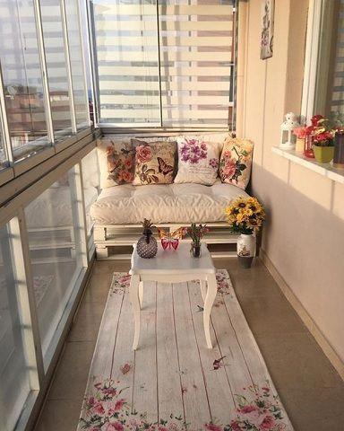 Balkon, Terasse, Kleiner Balkon, Kleine Terasse, Balkon