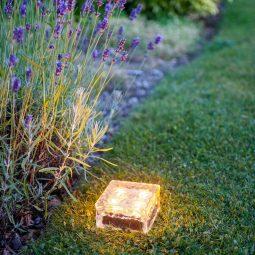 Solar-Gartenleuchten