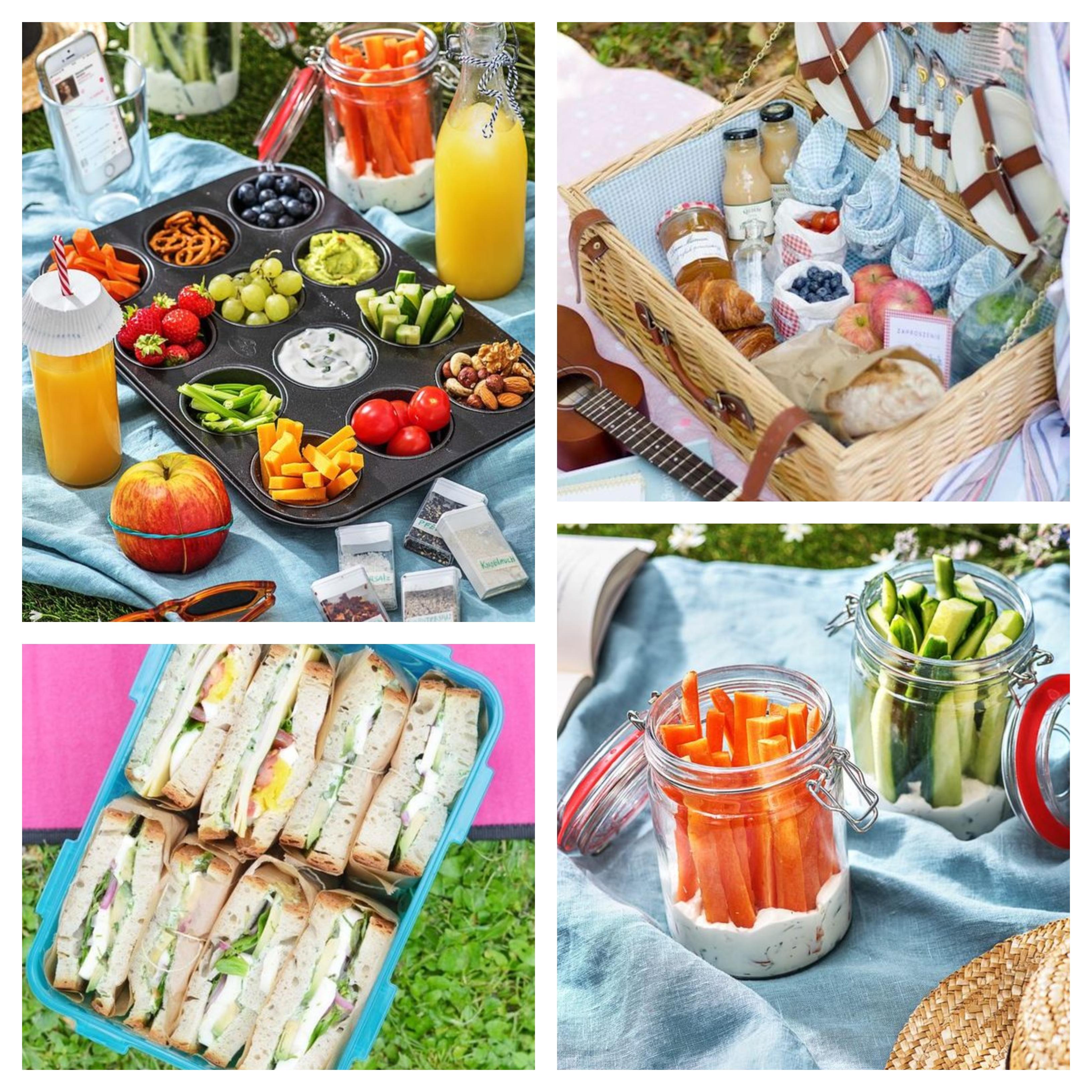 Zeit für Picknick - Tolle herbstliche Picknick-Ideen
