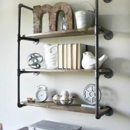 Industrial pipe shelves.jpg