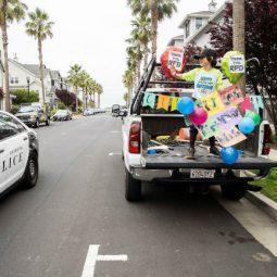 Quarantine police birthday parade.jpg