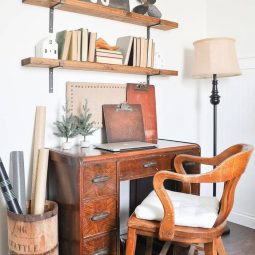 9. home office with distressed furniture .jpg