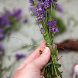 Add lavender to a wreath.jpg