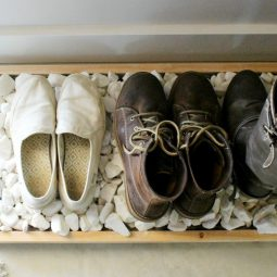 Overhead view of simple modern boot tray.jpg