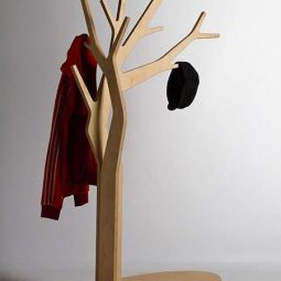 Diy tree coat rack storage organization 18.jpg