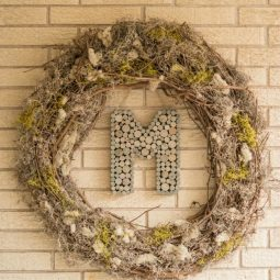 Designer trapped in a lawyers body diy moss wreath.jpg