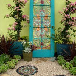 Garden decor love paper paint.jpg